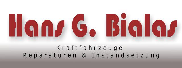 KFZ-Werkstätte Hans G. Bialas - Aßling