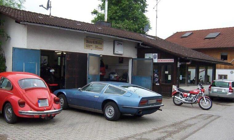 KFZ-Werkstatt Hans G. Bialas in Aßling